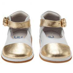 Prachtige feestelijke schoentjes van Lili Shoes, model Ilse