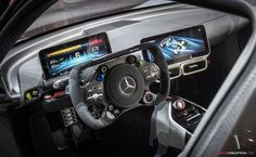 2017 Mercedes-AMG Project ONE show car