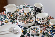Marimekko, Sweet Home, Passion, Decorating, Tableware, Beautiful, Color, Design, Wish List