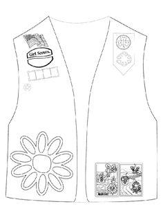 Girl Scout Coloring Sheets | ... de colorat | daisy-girl-scout-coloring-pages-014 | daisy girl scout
