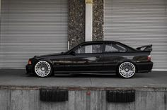 "tunedandracecars: ""  BMW e36 """