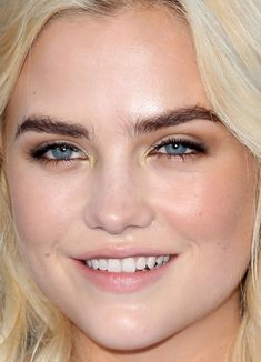 Maddie Hasson at the 2014 Young Hollywood Awards.
