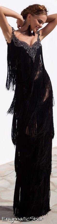 ~Tarik Ediz Couture | The House of Beccaria