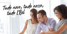 Conheça a oportunidade L'bel! Acesse: www.encontrecosmeticos.com.br