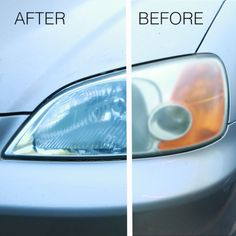 How To Clean Car Headlights