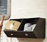 backdoor glove/hat storage?  KELLAN WALL-MOUNT BIN SHELF