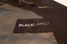 Black Lapel suit review