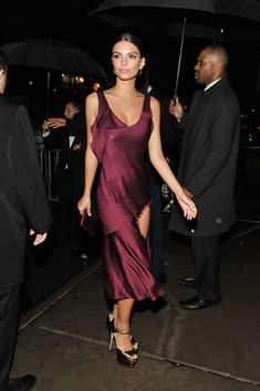 Emily Ratajkowski - All the Met Gala 2016 After Party Looks - Photos