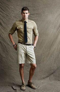 military summer