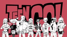 TT Robin Starfire, Cartoon Network, Warner Bros Pictures, Raven Beast Boy, Original Teen Titans, Good Cartoons, Old Anime, Demon Girl, Old Shows