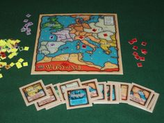 Sword and Sail | Image | BoardGameGeek