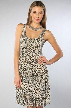 $60.00 Sauce The Tank Dress in Leopard,Dresses for Women  From Sauce   Get it here: http://astore.amazon.com/ffiilliipp-20/detail/B00864H2IU/192-8598689-2277261
