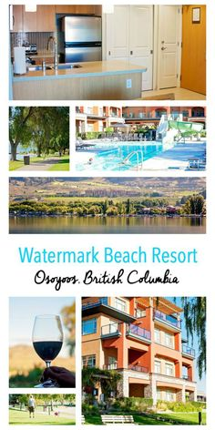 The Watermark Beach Resort in Osoyoos, British Columbia is a must on your Southern Okanagan vacation. This Okanagan resort has it all! It's the perfect family destination, and sets the scene for weddings, reunions or just a night away. Travel With Kids, Family Travel, Osoyoos Bc, Travel Goals, Travel Tips, Travel Ideas, Family Destinations, Unique Hotels, Vacation Trips