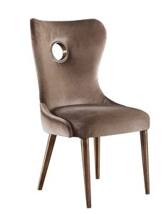 Buy DINING CHAIR by Keir Townsend Ltd - Made-to-Order designer Furniture from Dering Hall's collection of Traditional Dining Chairs. Luxury Dining Chair, Luxury Chairs, Modern Dining Chairs, Dining Room Chairs, Dining Furniture, Furniture Design, Lounge Chairs, Dining Table, Arm Chairs