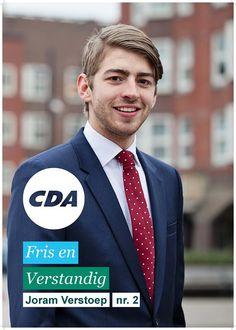 Joram Verstoep, CDA Amsterdam