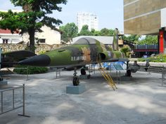 Vietnam War Remnants Museum - quite confronting