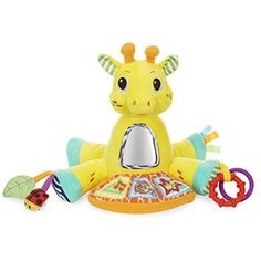 Little Tikes Baby - Tummy Tunes Giraffe Piano *** Click image to review more details. (This is an affiliate link) #BabyToddlerToys
