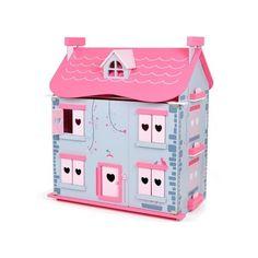 Casinha Doll House. Brincar e Aprender. Brinquedos didácticos para crianças http://www.planetadidactico.com/home/232-casinha-doll-house.html