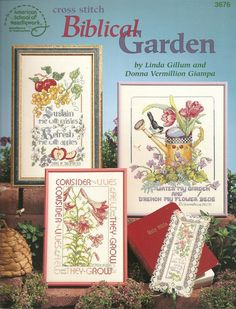 Biblical Garden booklet