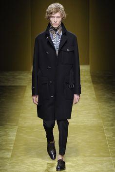 Salvatore Ferragamo - Autumn/Winter 2016-17 Menswear Milan Fashion Week