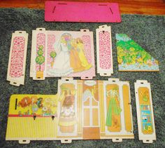 Vintage 1975 Barbie Townhouse Replacement by RadiogirlCarolyn