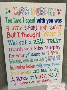 Wishes For Teacher, Teacher End Of Year, Teacher Thank You, Teacher Cakes, Teacher Appreciation Quotes, Homemade Teacher Gifts, Leaving Cards, Class Displays, Presents For Teachers