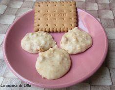La cucina di Lilla (adessosimangia.blogspot.it): Cioccolatini: Cioccolatini bianchi e croccanti
