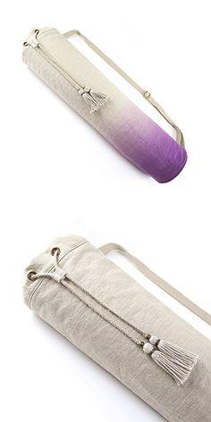 Yoga Mat Bag | Dipped Violet