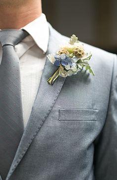 groomsman in grey #wedding #gray #grey #groom
