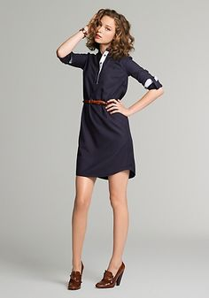 love this dress from Tommy Hilfiger♥