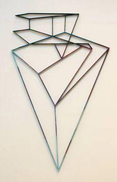 """Saatchi Art Artist Jeroen Molenaar; Sculpture, """"Diamond reflections."""" #art"""