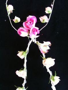 Gargantilla Floral