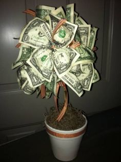 Money Tree by Becky's Creations - Cards and Paper Crafts at Splitcoaststampers