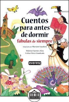 Cuentos para antes de dormir. Fábulas de siempre de V.V.A.A. ✿ Libros infantiles y juveniles - (De 3 a 6 años) ✿