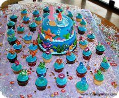 mermaid and spiderman birthday party - Chai Mommas