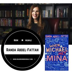 Book People -  Randa Abdel Fattah Children's Books Dailey Book People, Secondary School, Children's Books, Authors, Student, Writing, Reading, Movie Posters, Middle School