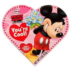 If compared to the others. Disney Mickey Mouse & Friends Valentines Heart Shaped Box Of Chocolates 2 OZ (57g) is clearly better. Buy now !!