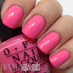 OPI Spring/Summer Brazil Collection: Kiss Me I'm Brazilian @OPI Products