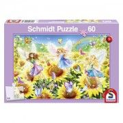 Building this beautifully illustrated Schmidt Puzzle Elfin Dance 60-piece Cardboard Jigsaw Puzzle is not only fun, it is also beneficial to your child! Puzzle building aids your child's development by improving visual recognition skills, hand-eye co-ordination, concentration and powers of logic.