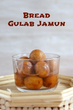 Quick and easy bread Jamun recipe Chef Recipes, Slow Cooker Recipes, Vegetarian Recipes, Dessert Recipes, Cooking Recipes, Dessert Ideas, Indian Desserts, Indian Sweets, Indian Food Recipes