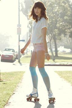 Ivory-rollar-skates-vintage-boots-sky-blue-vintage-socks