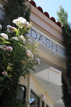 Dash - Calabasas - A frequent destination on our private luxury tours around Los Angeles because so many of our guests want to visit the store up in Calabasas just over the mountain from Malibu.  Now the Kardashians have a new store on Melrose Avenue near Beverly Hills and Hollywood.  [NOTE: The DASH – Calabasas store has closed since this photo was posted but the LA store is flourishing.]