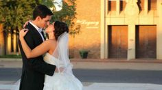 Josh and Lyndsie Wedding Highlight Video at the Frazier Alumni Pavilion