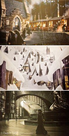 The Making of Harry Potter   Amanda Hayler