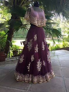 Check out this post - The latest design we made at our store on cape, lehenga created by Ekta Sobti and top similar posts on cape, lehenga, trendy products and pictures by celebrities and other users on Roposo.