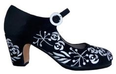 No, I am not a Flamenco dancer, but I LOVE these shoes so very much!!!