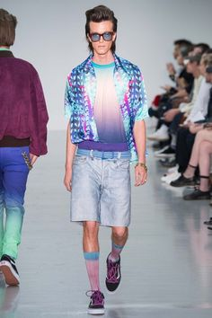 See the Katie Eary spring/summer 2016 menswear collection. Click through for full gallery