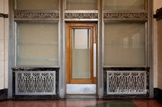 Lobby, Crescent Building, Montreal, Canada