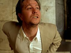 Gary Oldman - brilliant as always - in The Professional