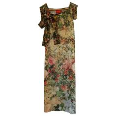 8adeb026b83afa multicolour Viscose VIVIENNE WESTWOOD Dress - Vestiaire Collective